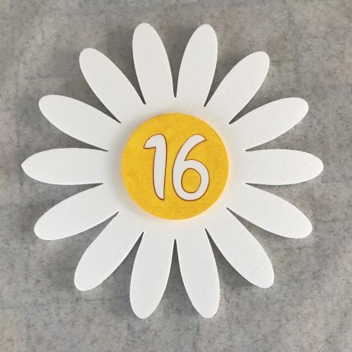 Decoration flower 16