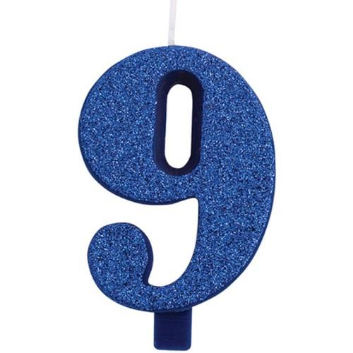Sijajna modra smajla 9