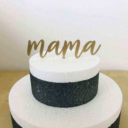Topper - Mama