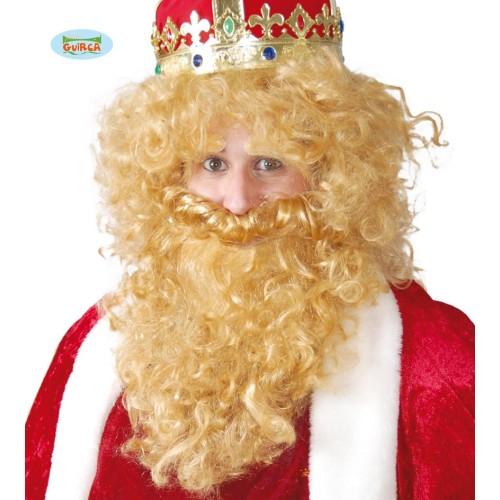 Kraljeva brada in lasulja