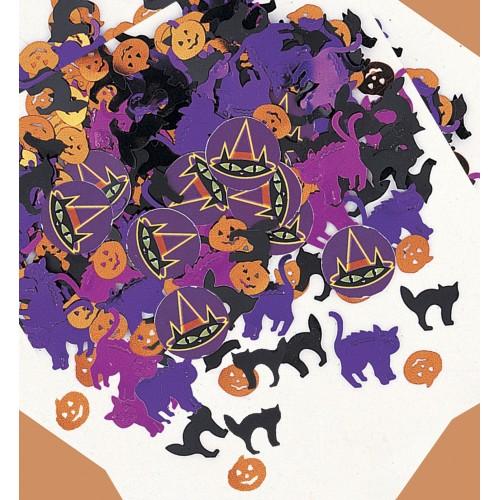 Konfetki - Halloween