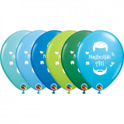 Balloon Najboljši ati