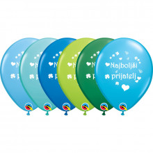 Balloon Najboljši prijatelj