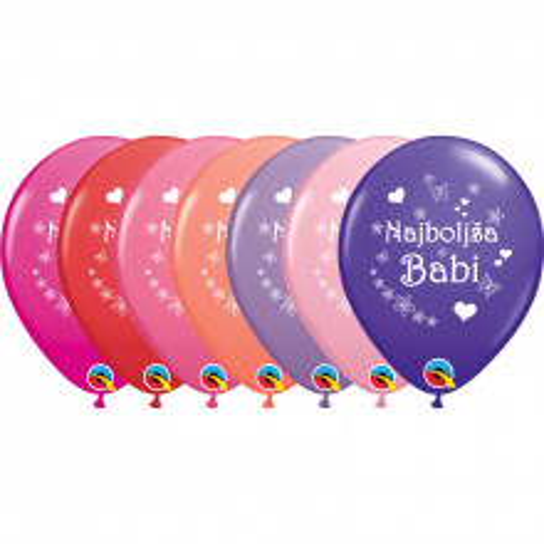 Balloon Najboljša babi