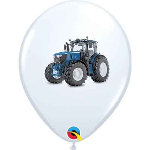 Balloon tractor