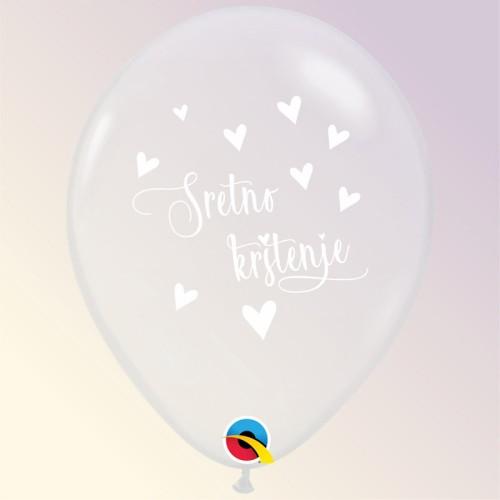 Balloon Sretno Krštenje