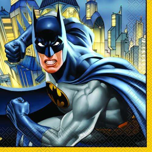 Batman Servietten
