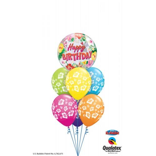Tropical bday party - Helium ballon