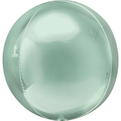 Orbz meta zelena - folija balon