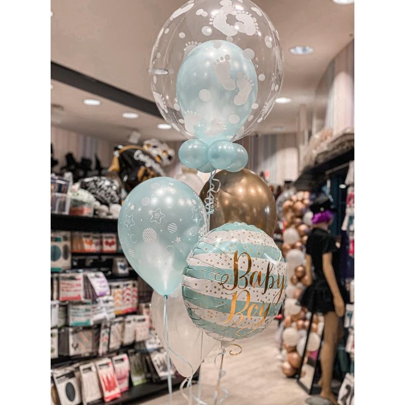 Baby born balloons