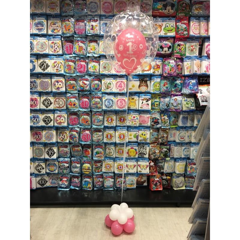 Luftballoon zum 1. geburstag