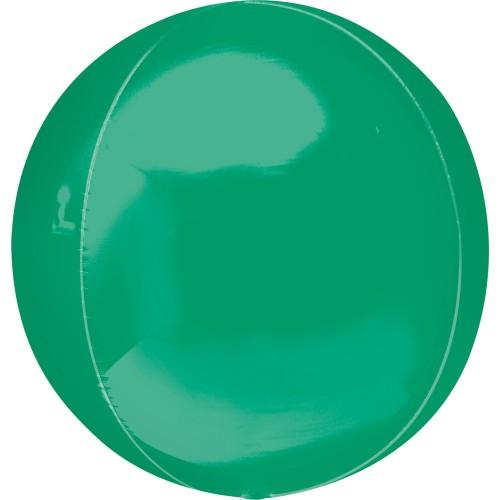 Orbz zelena - folija balon