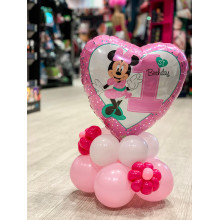 Minnie mouse for 1st birthday
