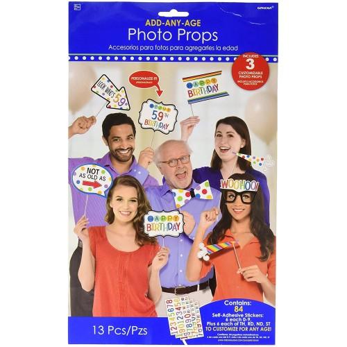 Rainbow photo kit
