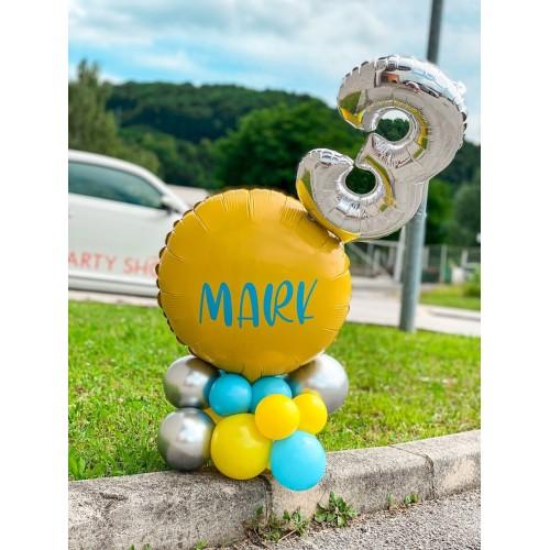 Decoration for birthday