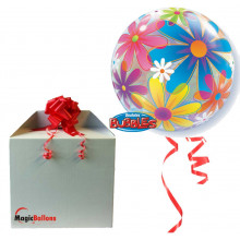 Fancifull Flowers - b.balon in a package