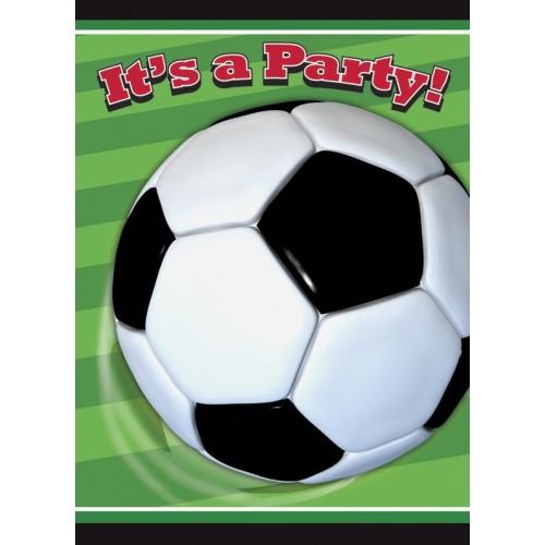 Soccer-invitations