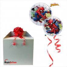 Spider-Man Web - b.balloon in a package