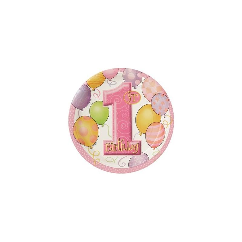 Rojstni dan Baloni Rogljičke 23cm