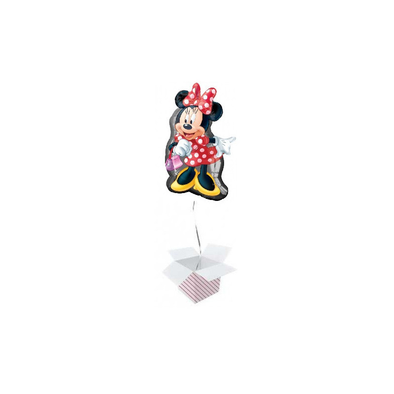 Minnie - foil balloon In A Package