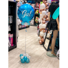 Balloons with name