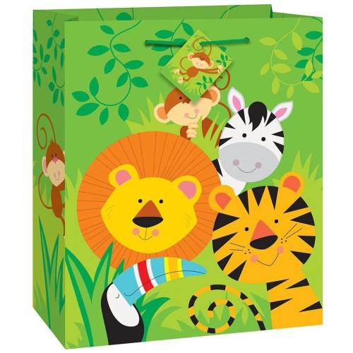 Animal Jungle gift bag