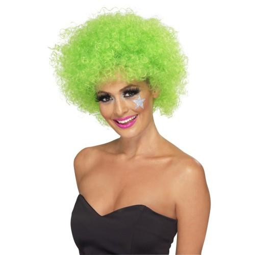 Afro lasulja zelena