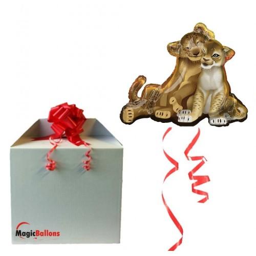 Lion King - jumbo folija balon v paketu