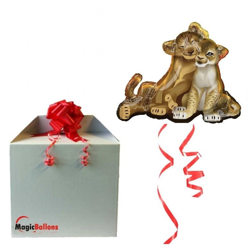 Lion King - jumbo foil balloon in paket