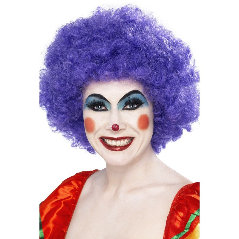 Afro lasulja - vijolična