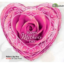 Mother's day - foil balloon in paket