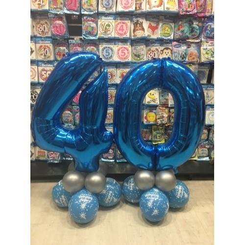Dekoracija za rojstni dan - 40