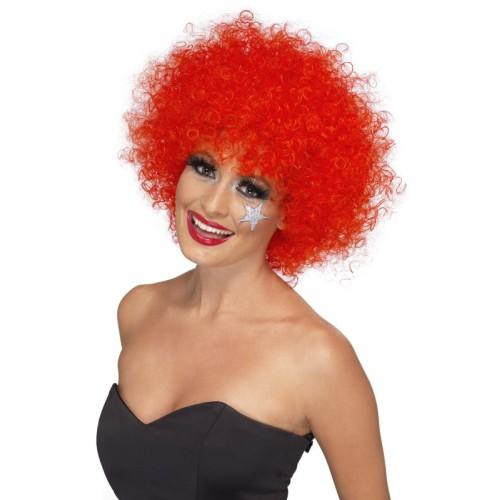 Afro lasso rdeča