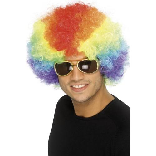 Afro lasulja vijolična