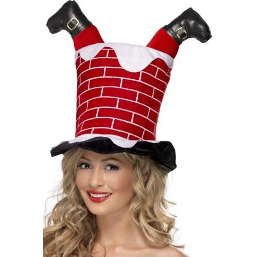 Božični klobuk-deluxe