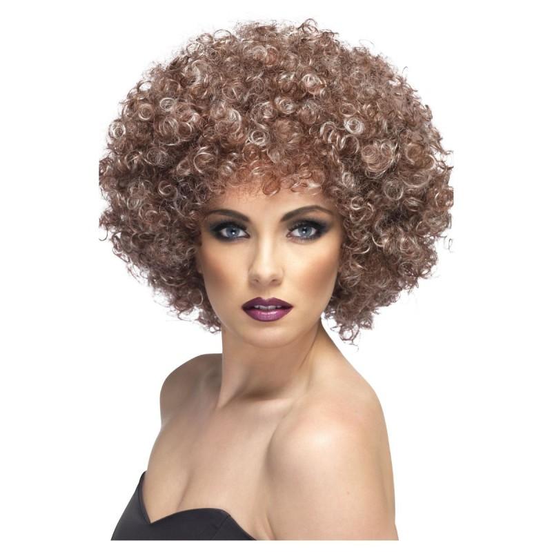 Afro Wig - Blonde&Brown
