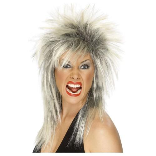 Rock Diva Wig - blonde