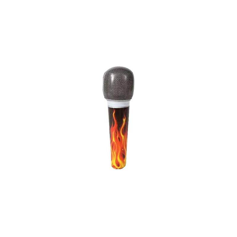 Aufblasbare Mikrofon