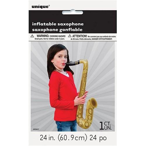 Napihljiv saksofon