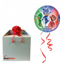 "Orbz ""PJ Mask"" - foil balloon in paket"