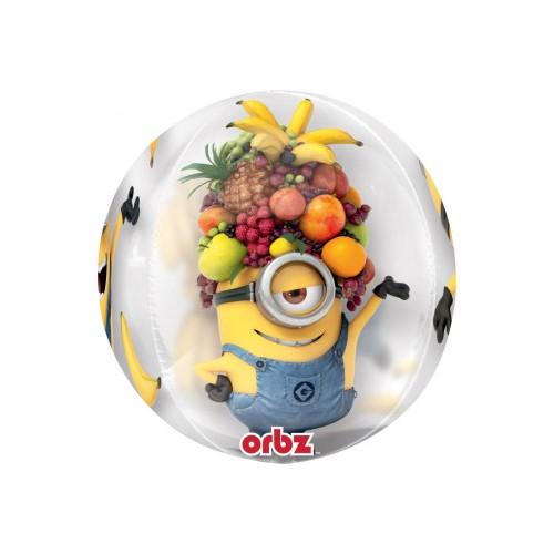 Orbz Minion - foil balloon