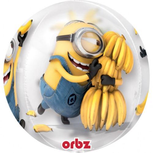 Orbz Minion - folija balon