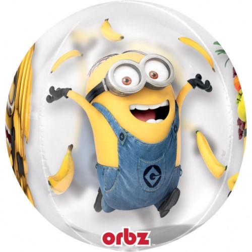 Orbz Minion- folija balon