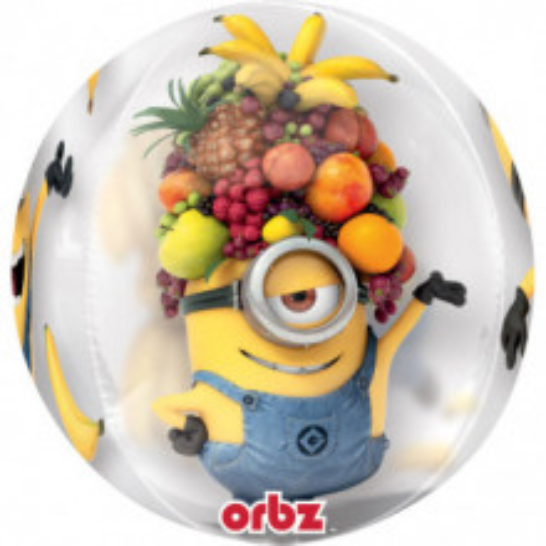 Minion - Orbz folija balon v paketu