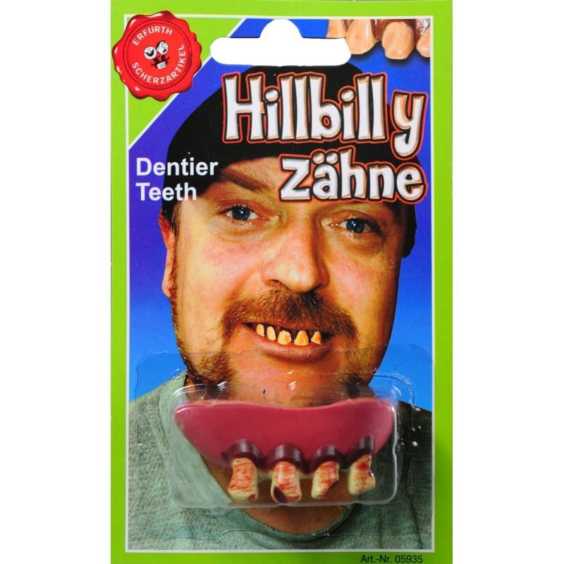 Hillbilly Zombie teeth