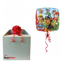 Paw Patrol - foil balloon in a package