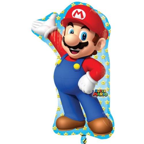Super Mario - foil balloon