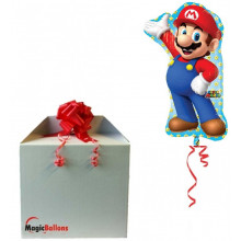 Super Mario - foil balloon in a package