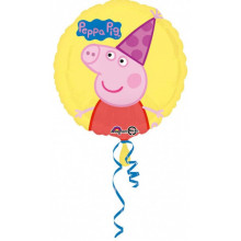 Peppa Pig - foil balloon in a package