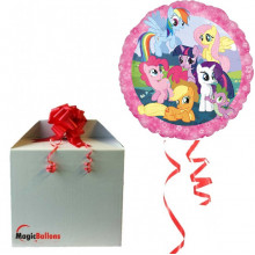 Moj mali pony - folija balon v paketu